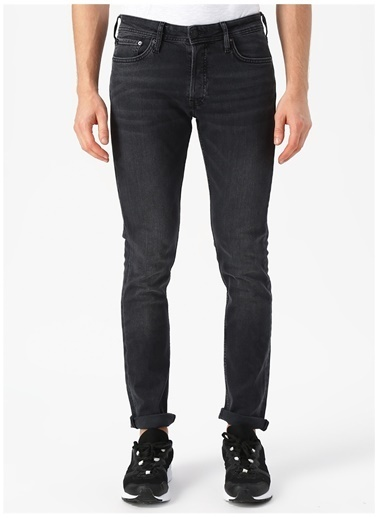 Jack & Jones Jack & Jones Glenn Original Cj 166 Denim Pantolon Siyah